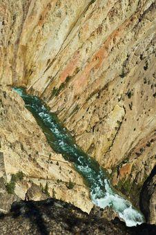 Free Yellowstone River Stock Image - 5293311