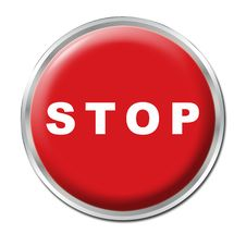 Free Stop Button Stock Photos - 5294343