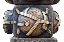 Free Totem Stock Image - 5294421