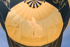 Free Hot Air Balloon Royalty Free Stock Photo - 5295285