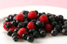 Free Berrymix Royalty Free Stock Image - 5295656
