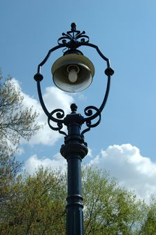 Free Lantern Stock Image - 5295661
