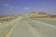 Free Judean Desert Royalty Free Stock Image - 5296366