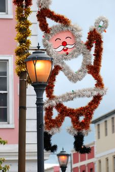 Free Christmas In Nassau Royalty Free Stock Photography - 5296507