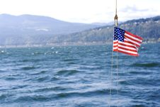 Free American Flag Stock Photography - 5297132