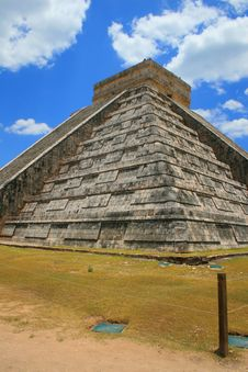 Free Chichen Itza Royalty Free Stock Photography - 5297207