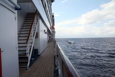 Free Deck Of A Ship Royalty Free Stock Images - 5297469