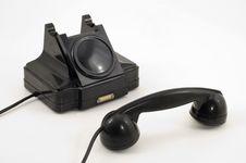Free Old Phone Stock Image - 5297701