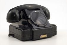 Free Old Phone. Stock Photo - 5297740