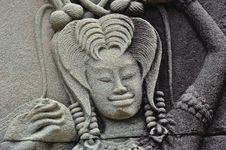 Free Cambodia; Angkor Wat; Apsara Stock Image - 5297991