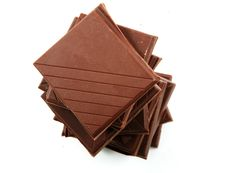 Free Stack Of Chocolate Stock Photos - 5299083