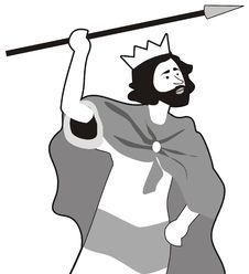 Free King David Stock Image - 5299331