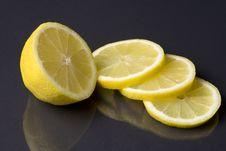 Free Lemon Royalty Free Stock Photography - 5299517