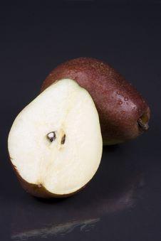 Free Pear Royalty Free Stock Photo - 5299525