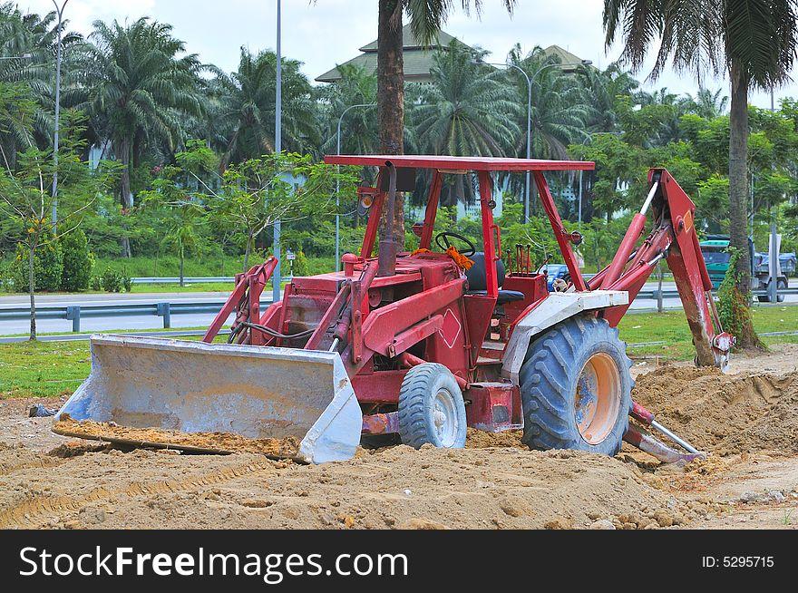 Excavation Work Series 8