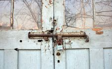 Free Locked Out Stock Photography - 530232
