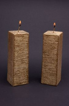 Free Candles Stock Photo - 530340