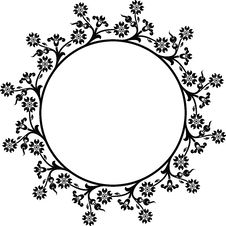 Free Decorative Frame, Vector Royalty Free Stock Image - 531016