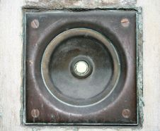 Free Antique Door Bell2 Stock Image - 531071