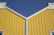 Free Roof Royalty Free Stock Photo - 533045