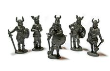 Free Miniature Warriors Stock Photo - 534210