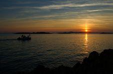 Free Lazy Sunset Stock Photography - 535752