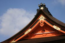 Free Sengen Jinja III Royalty Free Stock Images - 536059