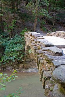 Free Stone Bridge Stock Photography - 536092