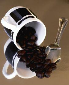 Free Espresso Bean Stock Image - 536281