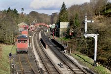 Free Goathland Station Stock Photos - 536903