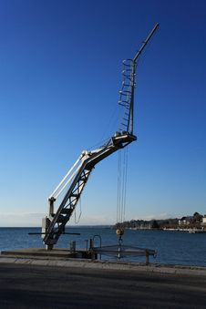 Free Harbour Construction Royalty Free Stock Images - 537049