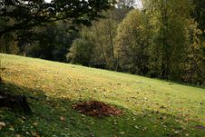 Free Autumn In Countryside Stock Images - 537274