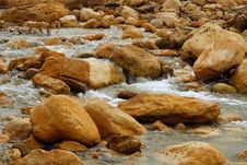 Free River Of Stones Stock Images - 537424