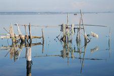 Free Nets On The Sea Stock Photos - 537473