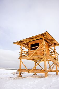 Free Guard Tower III Stock Photography - 537542