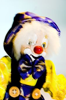 Free Clown Toy Stock Photo - 538340