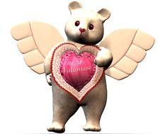 Free Valentine Bear Stock Photography - 538582