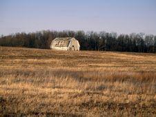 Free White Barn Stock Photo - 538690