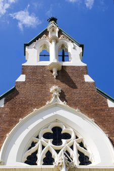 Free Church Steeple 2 Royalty Free Stock Photos - 539738