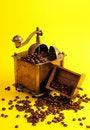 Free Antiquity Coffee Machine Stock Photography - 5301062