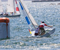 Free Sailing On The Harbour Stock Images - 5301264