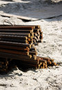 Free Steel Bars Royalty Free Stock Images - 5304459