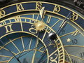Free Astronomical Clock. Prague. Czech Republic Royalty Free Stock Images - 5308029