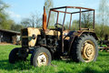 Free An Old Tractor Stock Photos - 5308323