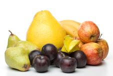 Free Still Life With Fruits Stock Images - 5301024
