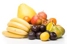 Free Still Life With Fruits Stock Image - 5301041