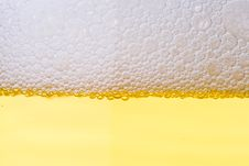 Free Background From Fresh Foamy Beer. Stock Photos - 5301293