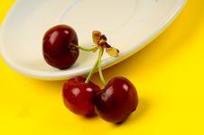 Free Cherry Royalty Free Stock Photos - 5301678