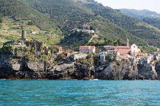 Free Vernazza-Cinque Terre Stock Image - 5302221