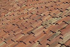 Free Red Tile Roof Royalty Free Stock Photo - 5302255